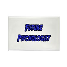 """Future Psychologist"" Rectangle Magnet"