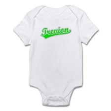 Retro Trevion (Green) Infant Bodysuit