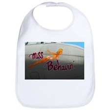 Miss Behavin' Bib