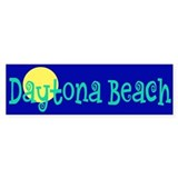 Daytona Beach - Bumper Bumper Sticker