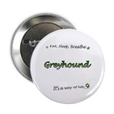 "Breathe Green 2.25"" Button (10 pack)"