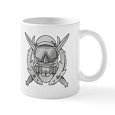 Combat Diver (2) Small Mug