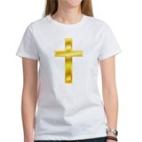 Golden Cross Tee