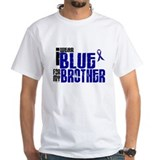 I Wear Blue For My Brother 6 Shirt