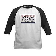 Virginia Beach License Plate Tee
