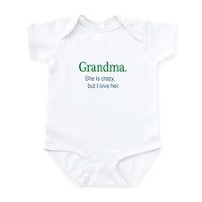 Grandma. Body Suit