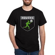 Rovers Black Tee