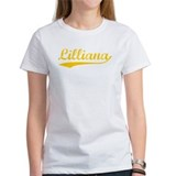 Vintage Lilliana (Orange) Tee