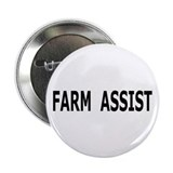 "Farm Assist 2.25"" Button (100 pack)"