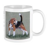 Beagle Standing Mug