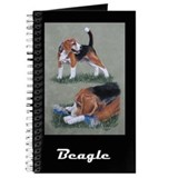 Beagle Standing Journal
