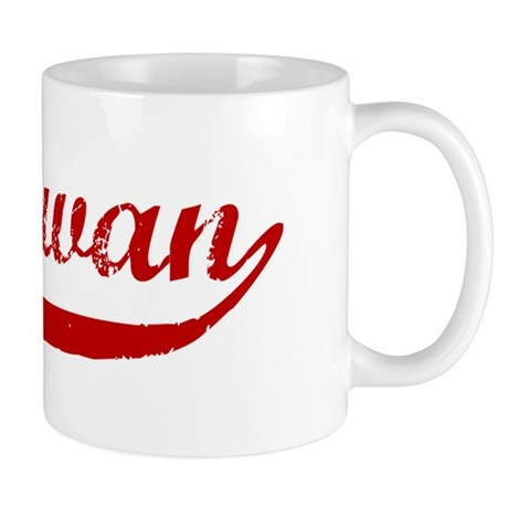 Mcgowan (red vintage) Mug