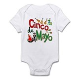 Cinco de Mayo Onesie