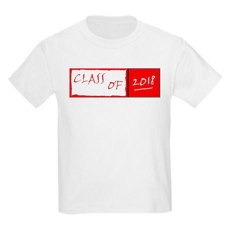 Class gifts gt class tops gt class of 2018 kids t shirt