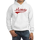 Mena (red vintage) Jumper Hoody