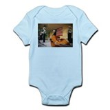 Dr. Ralph Stanley Infant Creeper