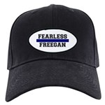 Fearless Freegan Black Cap
