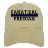 Fanatical Freegan Baseball Cap
