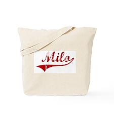 Milo (red vintage) Tote Bag