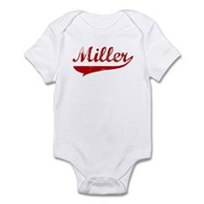 Miller (red vintage) Infant Bodysuit