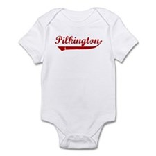 Pilkington (red vintage) Infant Bodysuit