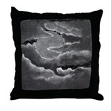Dark Moon - Throw Pillow