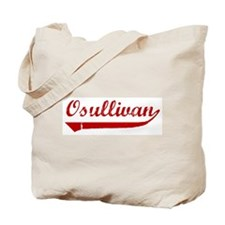 Osullivan (red vintage) Tote Bag