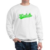 Retro Walsh (Green) Jumper
