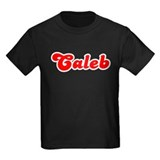Retro Caleb (Red) T