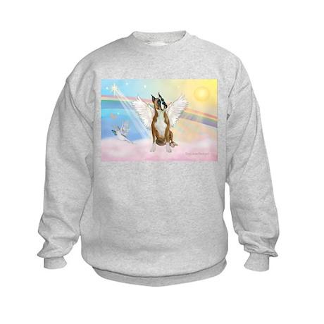 Angel / Boxer Kids Sweatshirt