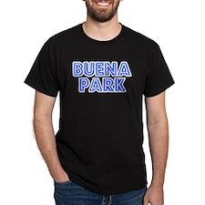 Retro Buena Park (Blue) T-Shirt