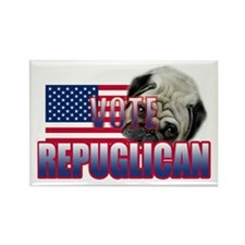 Vote Repuglican Rectangle Magnet (100 pack)