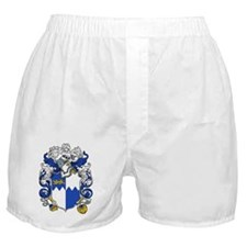 Croft Family Crest Boxer Shorts