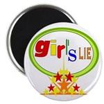 Girl's Lie Magnet