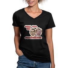 Say No To Socialism Shirt
