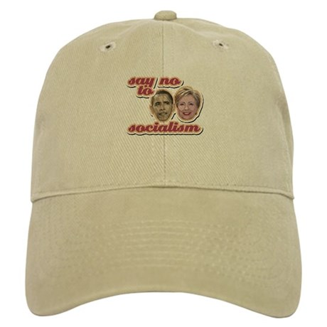 Say No To Socialism Cap