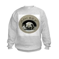Sad Pug Sweatshirt