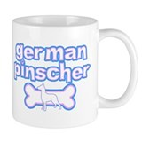 Powderpuff German Pinscher Mug