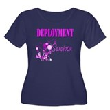 Deployment Survivor Women's Plus Size Scoop Neck D