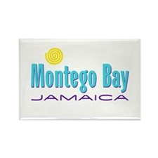 Montego Bay - Rectangle Magnet