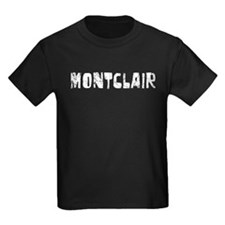 Montclair Faded (Silver) T