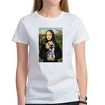 Mona Lisa's Schnauzer Puppy Women's T-Shirt