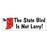IN-Larry! Bumper Bumper Sticker