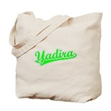 Retro Yadira (Green) Tote Bag