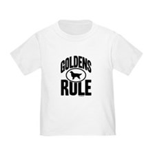Golden Retrievers Rule T