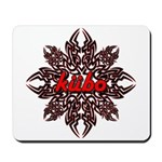 Mousepad kubo tribal