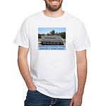 Midland Texas White T-Shirt