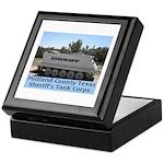 Midland Texas Keepsake Box
