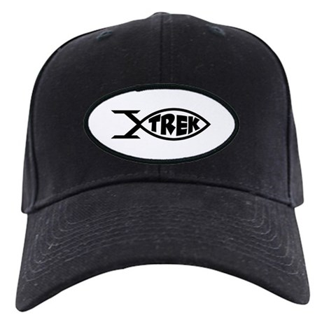 Trek Fish Black Cap