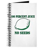 Juice No Seeds Journal